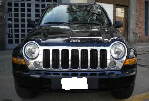 Car Jeep KJ Liberty Cherokee Limited