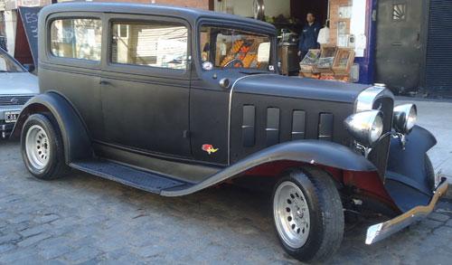 Auto Chevrolet 1932