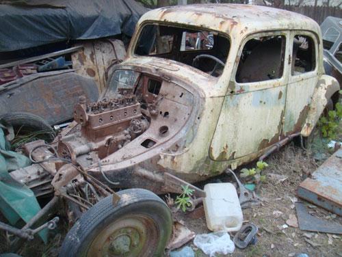 Auto Citroen 11 Ligero