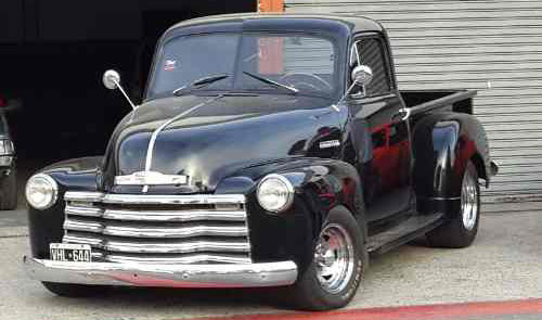 Auto Chevrolet 1951 Pick Up Sapo