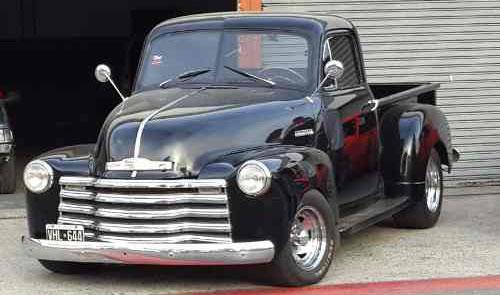 Car Chevrolet 1951 Pick Up Sapo