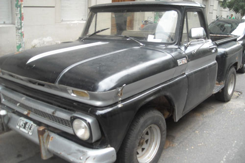 Car Chevrolet Apache