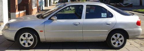Auto Ford Mondeo 1998