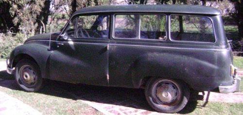 Auto DKW Auto Unión Universal