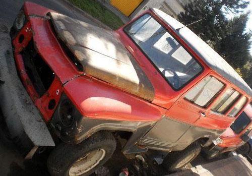 Auto IKA Estanciera Brasil
