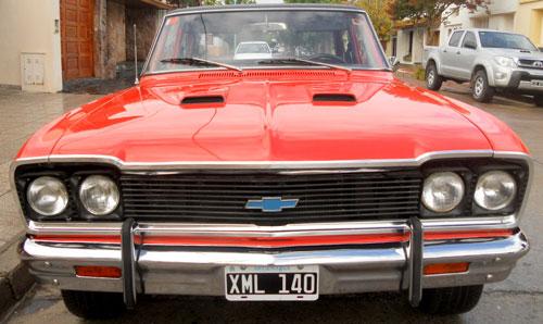 Auto Chevrolet 1973