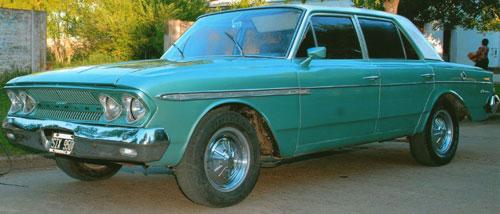 Car Rambler Classic 550 1964