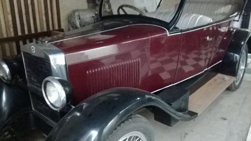 Car Studebaker 1928