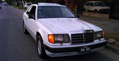 Car Mecedes Benz CE 300 Coupé