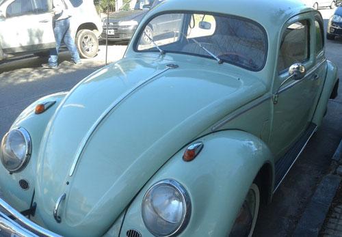 Car Volswagen Escarabajo