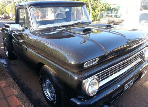 Car Chevrolet 1964 Apache