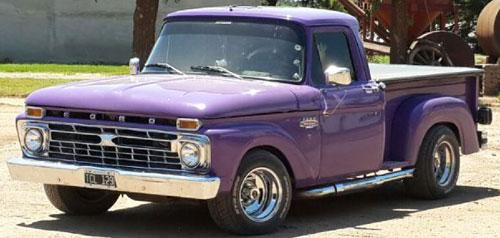 Auto Ford 1966