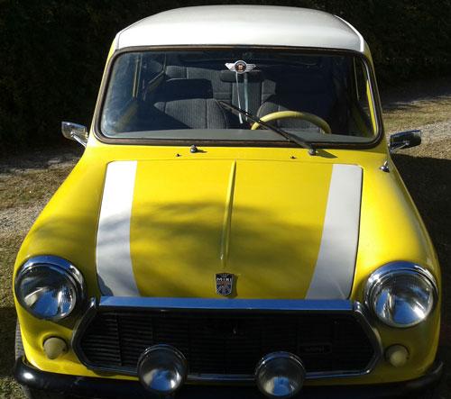 Auto Mini Cooper 1000 1992