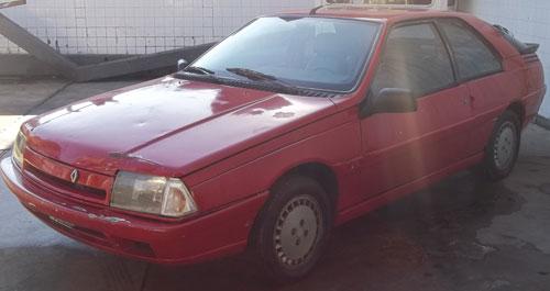 Auto Renault Fuego GTA Max