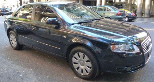 Auto Audi A4 1.8 2009