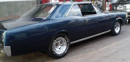 Car Dodge RT