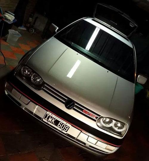 Car Volkswagen Golf