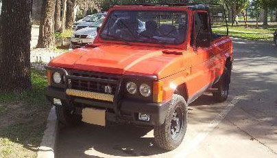 Car Jeep Aro