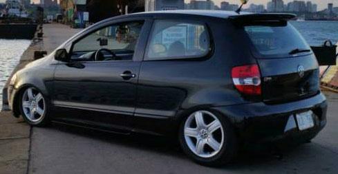 Car Volkswagen Fox
