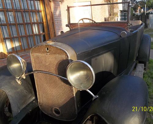 Car Chevrolet 1931