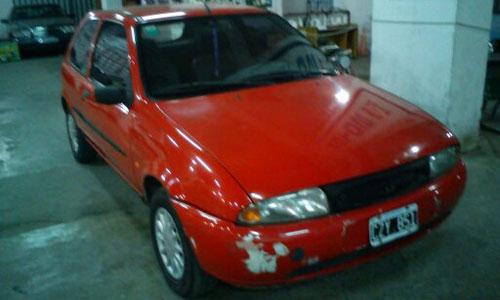 Auto Ford Fiesta Diesel