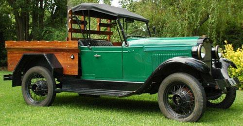 Car Chevolet 1928