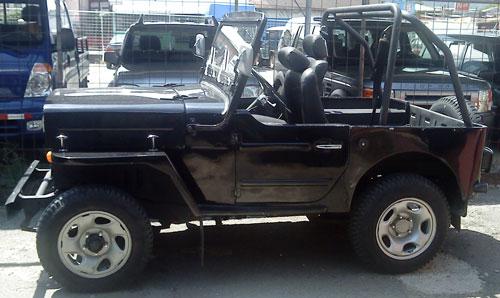 Car Willys Huracán