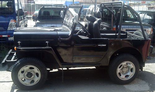 Auto Willys Huracán