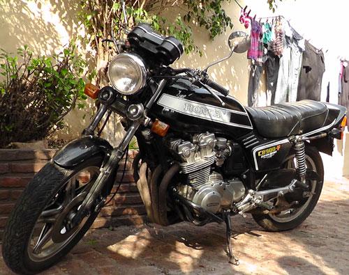 Motorcycle Honda CB 900