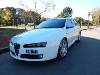 Car Alfa Romeo 159 TI 2.2