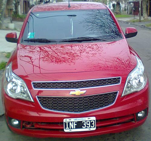 Auto Chevrolet Agile