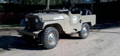 Car IKA Jeep