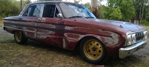 Car Ford Falcon 221 SP