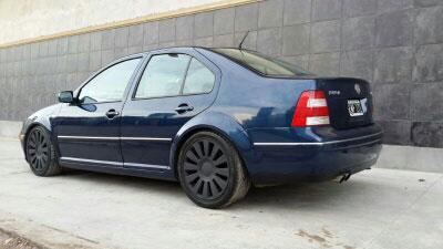 Car Volkswagen Bora 2005