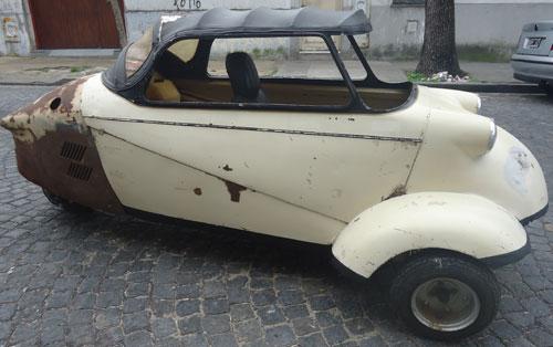 Car Messerschmitt KR200