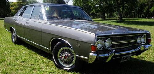 Car Ford 1982