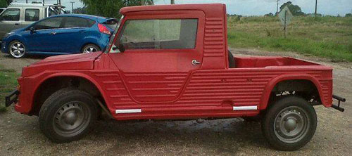 Car Citroen Mehari Pick Up AK-M28