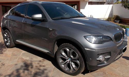 Car BMW X6 Xdrive 30D