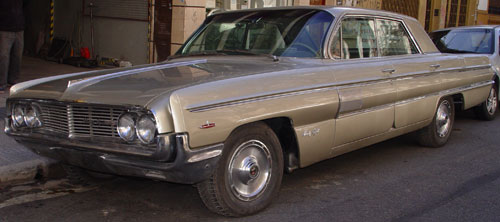 Car Oldsmobile 98