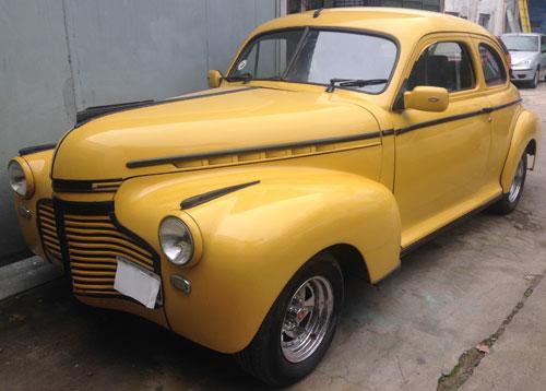 Car Chevrolet 1941