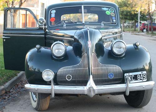 Auto Buick 1939