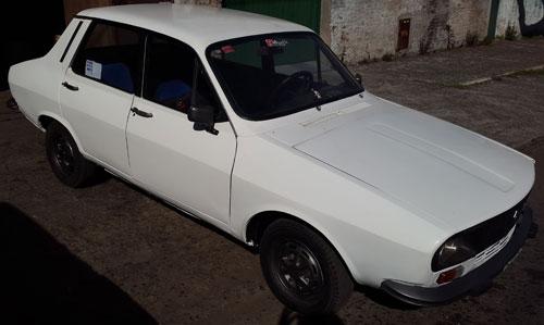 Auto Renault 12 TL 1977