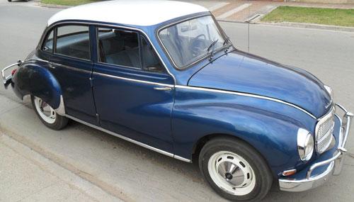 Auto Auto Union 1000 1967
