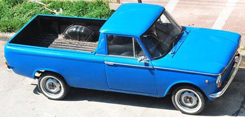 Auto Fiat Multicarga 1500