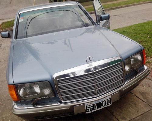 Auto Mercedes Benz 280SE