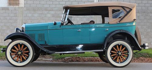 Car Rugby 1926