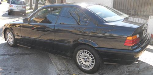 Auto BMW 325i Coupé