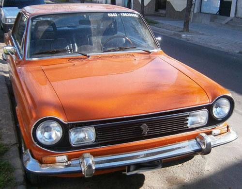Car Torino Coupé TS 1974