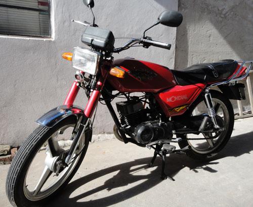 Auto Suzuki 95 AX 100