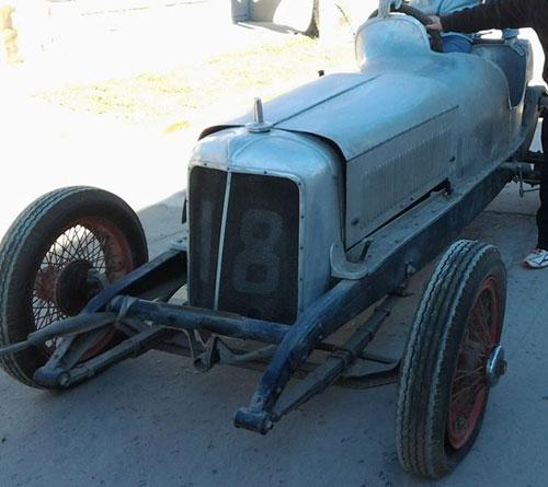 Car Hudson 1927